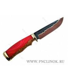 Крутые Авторские НОВИНКИ! Нож Космический-2, Авторский нож Двойник!