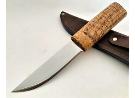 Нож ЯКУТ 130 мм. Х12МФ