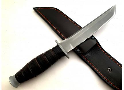 Нож КА-БАР ТАНТО. Матовый