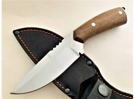 "Цельнометаллический нож ""Буйвол"". Р6М5"