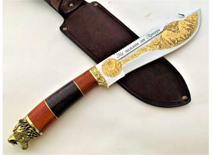 Нож Сталкер. Подарочный. От Артура