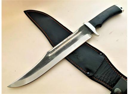 Нож БОУИ-3. Микарта
