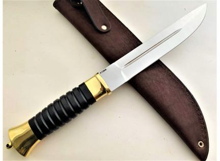 Казачий нож Пластун. Х12МФ