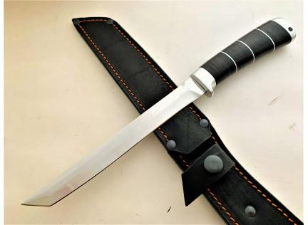 Нож Японец. Кожа