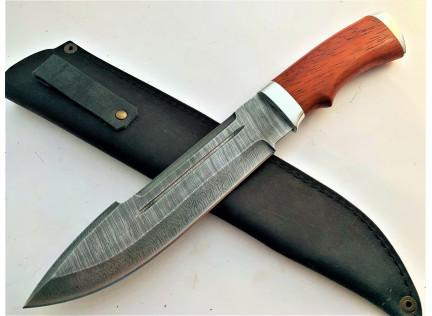"""Нож """"ТАЙГА"""". Дамаск"""