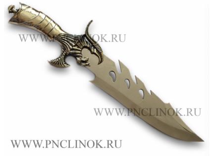 """Лапа Дракона"" - авторский нож"