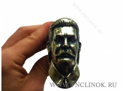 """Нож """"Сталин"""", серебро"""