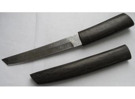 Сабасаки с деревянными ножнами.