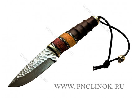 "Авторский нож ""Живой Камень"""