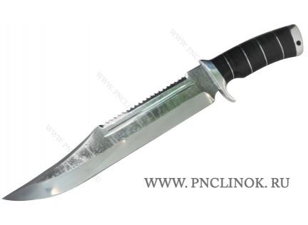 Нож БОУИ-3. Кованый!