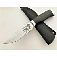 "Нож туристический ""Акула"". 95х18. Рисунок"