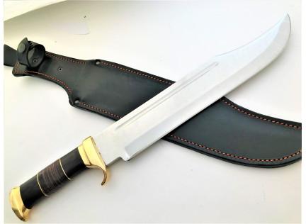 Нож Крокодила Данди удлиненный. 95х18