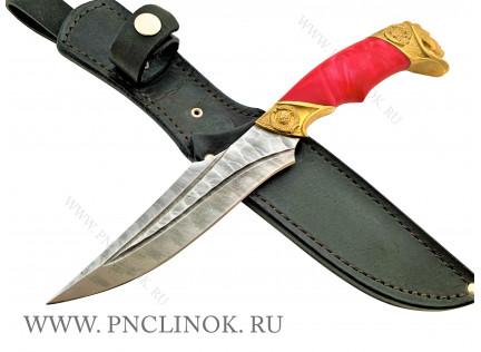 """Нож """"КРАСНЫЙ СТАЛИН"""""""
