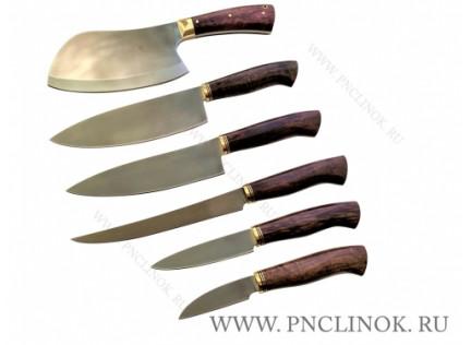 """Набор кованых ножей """"ЭЛИТ"""""""