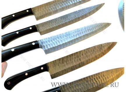 "Набор кованых кухонных ножей ""Каменный Век"""