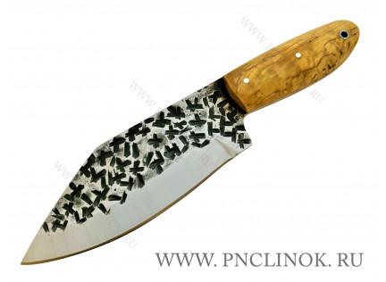 Цельнометаллический нож Крос