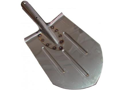 Лопата из нержавеющей стали садово-огородная. Ширина 210 мм.