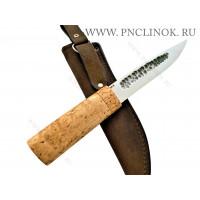 Нож ЯКУТ-2. Кованый дол