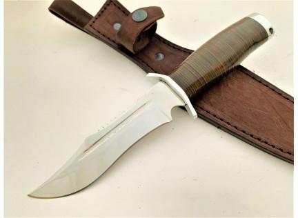 Нож Аллигатор мини. х12мф