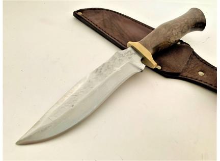 """Авторский нож """"Пещерный"""". Ручная работа"""
