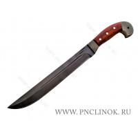 Казачий нож Пластун-2. ЦЕЛЬНЫЙ!