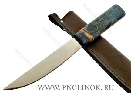 Нож ЯКУТ-3. Бивень мамонта